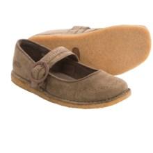 Keen Sierra Mary Jane Shoes - Nubuck (For Women) in Dark Earth - Closeouts