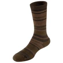 Keen Siesta Lite Crew Socks - Merino Wool (For Men) in Loden - Closeouts