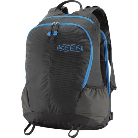 Keen Springer Backseat Backpack in Dark Citron