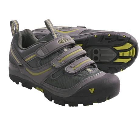 Keen Springwater II Cycling Shoes (For Women) in Dark Shadow/Woodbine