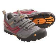 Keen Springwater II Cycling Shoes - SPD (For Men) in Gargoyle/Apricot - Closeouts