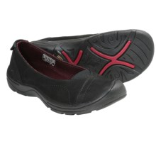 Keen Sterling City Ballerina Shoes - Leather (For Women) in Black - Closeouts