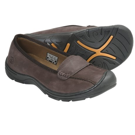 Keen Sterling City Shoes - Slip-Ons (For Women) in Forest Night
