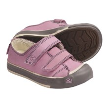 Keen Sula Shoes - Leather (For Kids and Youth) in Lilac Chiffon/Sweet Grape - Closeouts