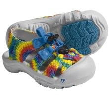 Keen Sunport Sport Sandals (For Infants) in Rainbow Tie Dye - Closeouts
