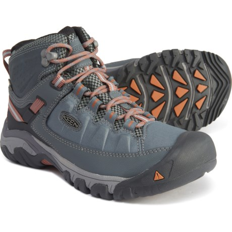 376d7bc3317 Keen Targhee EXP Mid Hiking Boots (For Women) - Save 28%