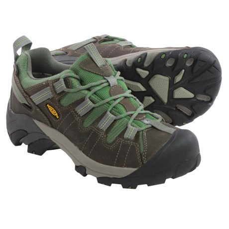 Keen Targhee II Hiking Shoes - Waterproof, Leather (For Women)