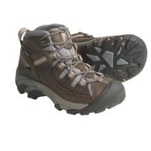 Keen Targhee II Trail Shoes - Mid-Height, Waterproof (For Women) in Walnut - Closeouts