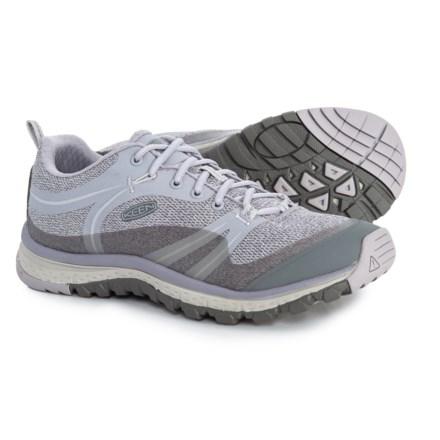 de055c87bb Keen Terradora Hiking Shoes (For Women) in Dapple Gray/Vapor - Closeouts
