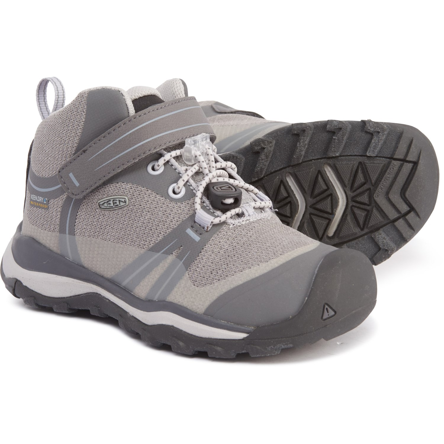 wholesale dealer bc43a a2744 Keen Terradora Mid Hiking Boots (For Little Kids) - Save 33%