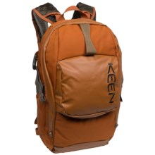 Keen Tilden Backpack - Recycled Materials in Bombay Brown/Teak - Closeouts
