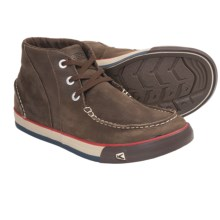 Keen Timmons Chukka Sneakers - Nubuck (For Men) in Slate Black - Closeouts