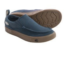 Keen Timmons Slip-On Shoes - Canvas (For Men) in Midnight Navy - Closeouts