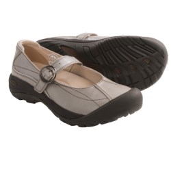 Keen Toyah Mary Jane Shoes (For Women) in Aluminum