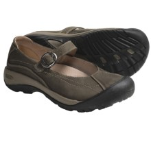 Keen Toyah Mary Jane Shoes (For Women) in Black Olive - Closeouts