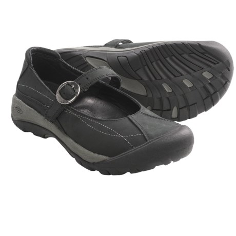 Keen Toyah Mary Jane Shoes (For Women) in Black