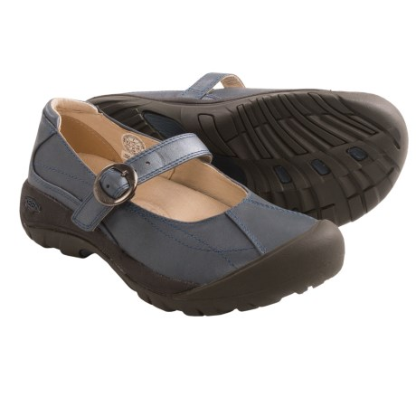 Keen Toyah Mary Jane Shoes (For Women) in Midnight Navy