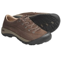 Keen Toyah Shoes - Leather (For Women) in Slate Black