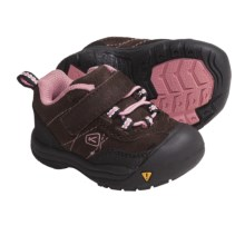 Keen Truckee Shoes - Suede (For Infants) in Pinecone/Brandied Apricot - Closeouts