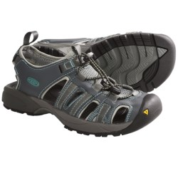 Keen Turia Sport Sandals (For Women) in Dark Shadow/Sea Blue