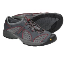 Keen Turia Water Shoes (For Men) in Dark Shadow/Pompeian Red - Closeouts