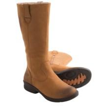 Keen Tyretread Boots - Waterproof (For Women) in Deer Tan - Closeouts