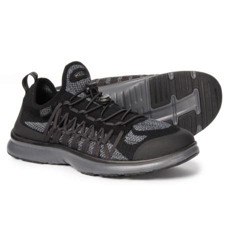 d1ff5b3da641 Keen Uneek Exo Shoes (For Men) in Black Steel Gray