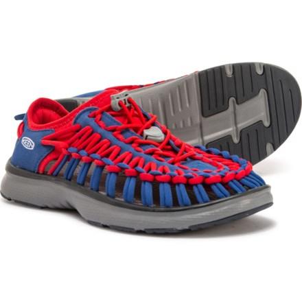 6abf254f9bd Keen Uneek O2 Sport Sandals (For Women) in Team Blue True Red -