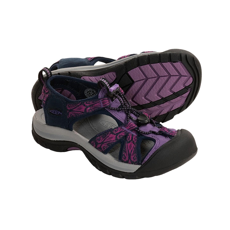 Beautiful Keen Turia Sport Sandals For Women In Dark ShadowSea Blue