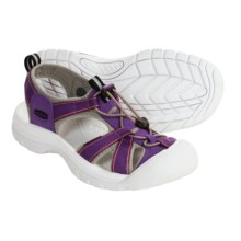 Keen Venice H2 Sport Sandals (For Women) in Heliotrope/Persimmon - Closeouts