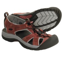 Keen Venice Sport Sandals (For Women) in Bossa Nova/Black Olive - Closeouts