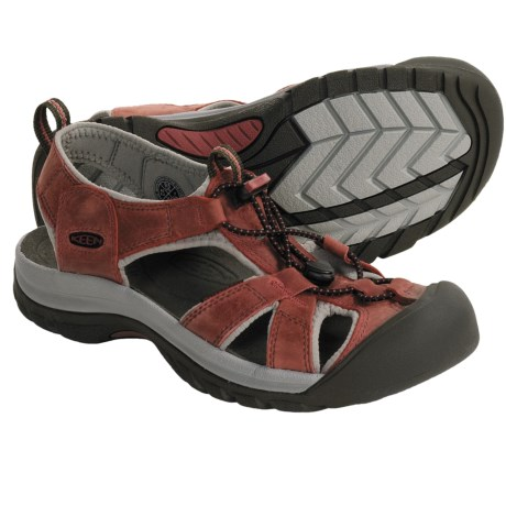 Keen Venice Sport Sandals (For Women) in Bossa Nova/Black Olive