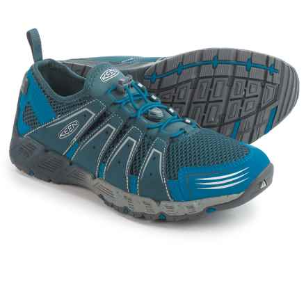 Keen Versavent Hiking Shoes (For Men) in Midnight Navy/Imperial Blue - Closeouts