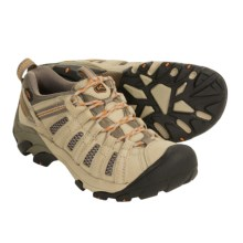 Keen Voyageur Trail Shoes (For Women) in Simply Taupe/Rust - Closeouts