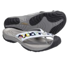 Keen Waimea H2 Sandals - Flip-Flops (For Women) in Rice Bag - Closeouts