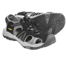 Keen Willow Sandals (For Women) in Black/Gargoyle - Closeouts