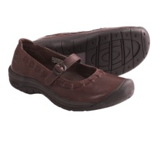 Keen Winslow Mary Jane Shoes - Leather (For Women) in Miles - Closeouts