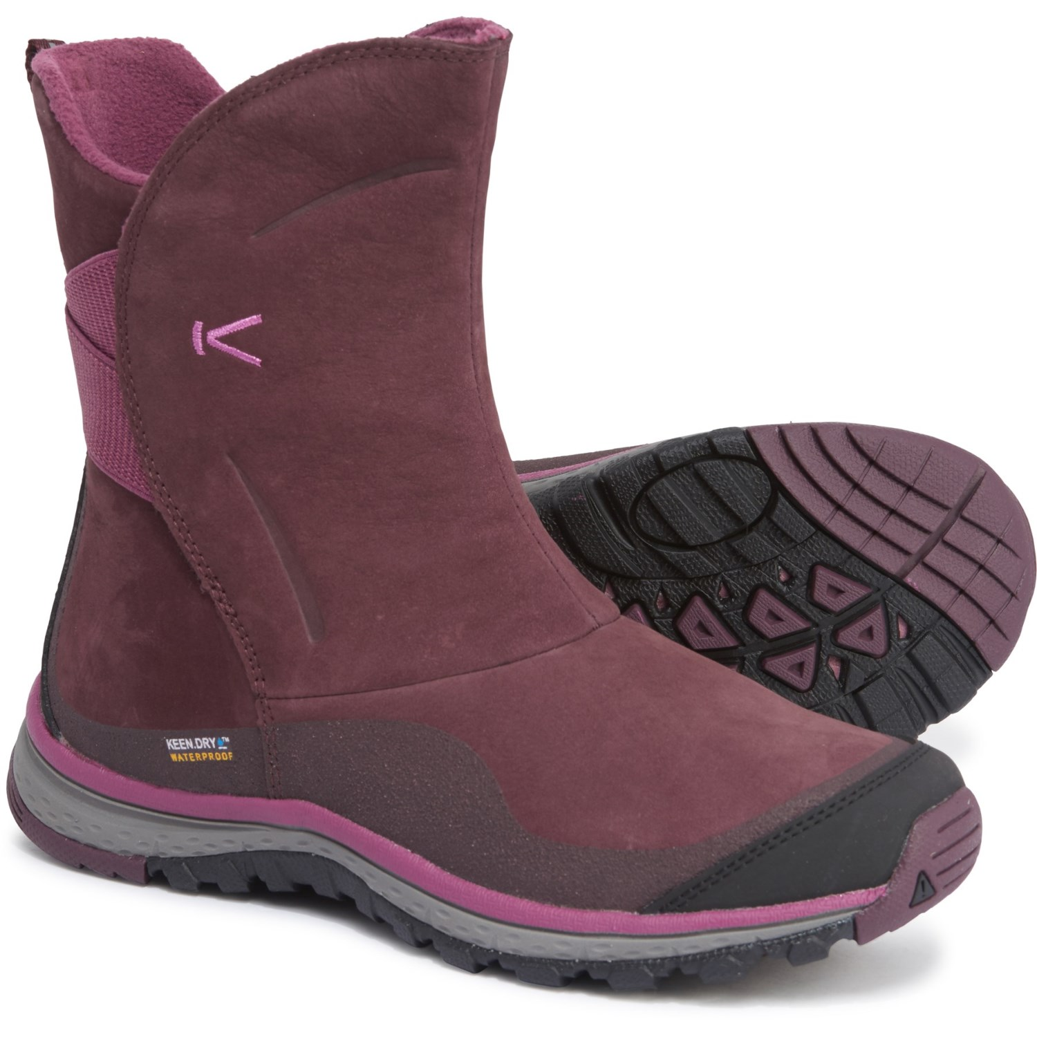 quality design 8928f a2719 Keen Winterterra Lea Slip-On Boots (For Women) - Save 33%
