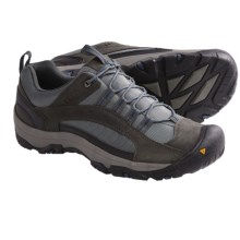 Keen Zion Hiking Shoes (For Men) in Dark Shadow/True Blue - Closeouts