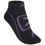 Keen Zip Hyperlite Low Cut Socks - Merino Wool (For Women)