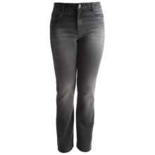 Kelsey Embellished Jeans - Bootcut (For Women) in Black Rinse - 2nds