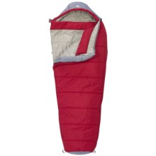 Kelty 0°F Cosmic Sleeping Bag - Synthetic, Long Mummy in Crimson - Closeouts
