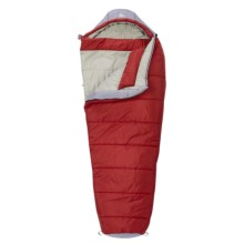 Kelty 0°F Cosmic Sleeping Bag - Synthetic, Mummy in Crimson - Closeouts