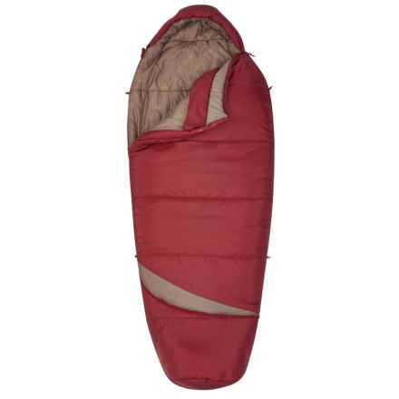 Kelty 0°F Tuck EX ThermaPro Sleeping Bag - Mummy in Red - Overstock
