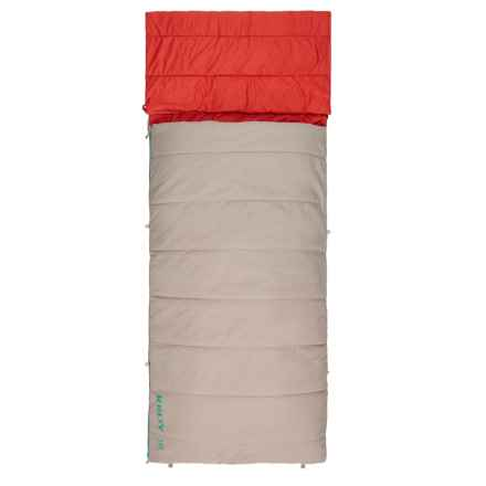 Kelty 15°F Revival Sleeping Bag - Rectangular in Tan - Closeouts