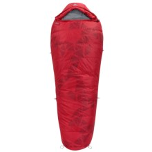 Kelty 20°F Cosmic Down Sleeping Bag- 550 Fill Power, Long Mummy in Crimson - Closeouts
