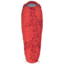 Kelty 20°F Cosmic Down Sleeping Bag- 550 Fill Power, Mummy (For Women) in Crimson - Closeouts