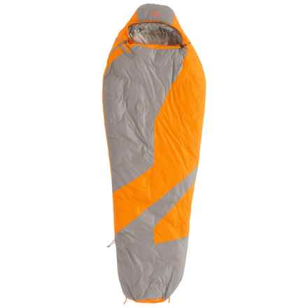 Kelty 20°F Light Year Sleeping Bag - Insulated, Long, Mummy in Orange - Closeouts