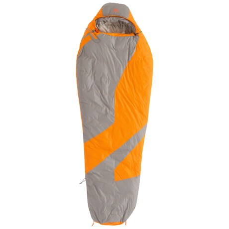 Kelty 20°F Light Year Sleeping Bag - Insulated, Long, Mummy in Orange