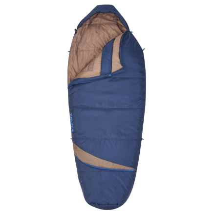 Kelty 20°F Tuck EX ThermaPro Sleeping Bag - Mummy, in Blue - Overstock